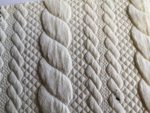 TR Jacquard Knitted Fabric
