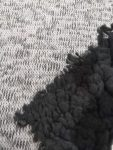 Sweater Knitted Bonded Sherpa